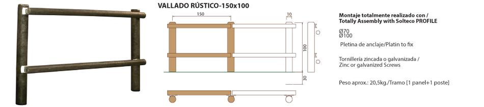 Vallado-Rústico-150x100