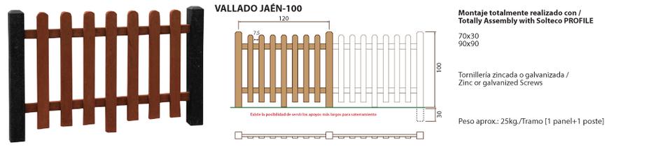 Vallado-Jaén-100